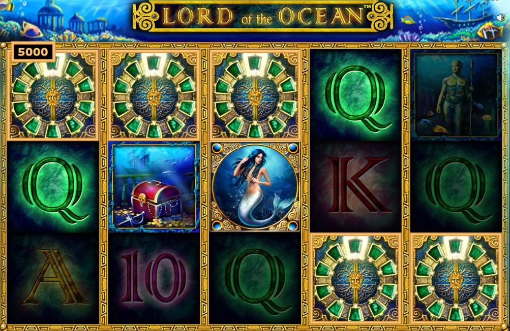 Lord Of The Ocean Kostenlos Online Spielen
